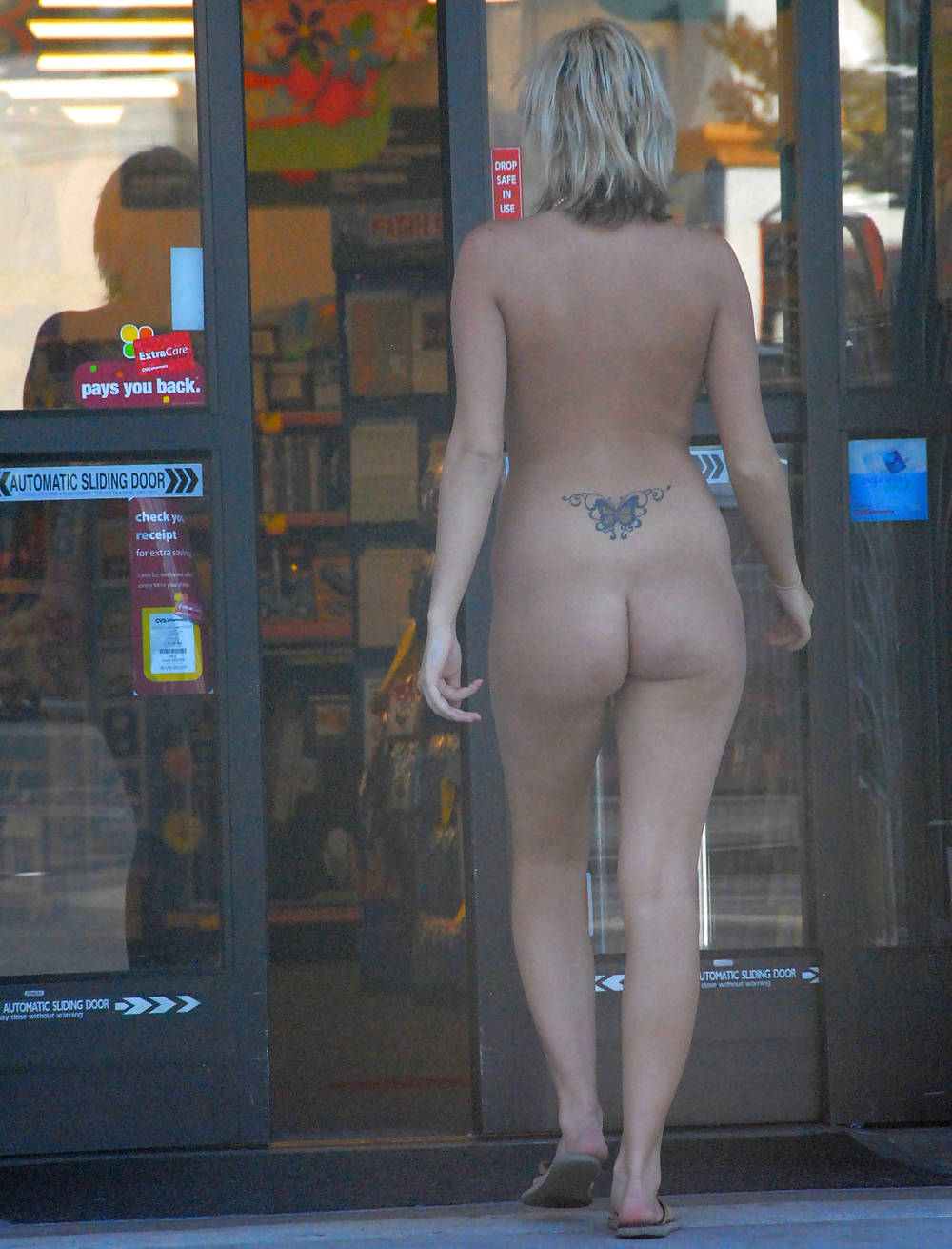 Sense. katrina johnson nude in public