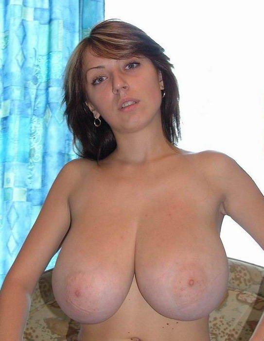 груди большие частное фото